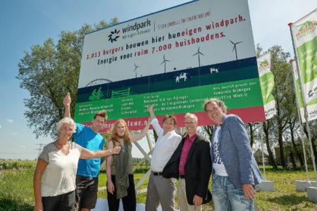 start bouw windpark nijmegen-betuwe
